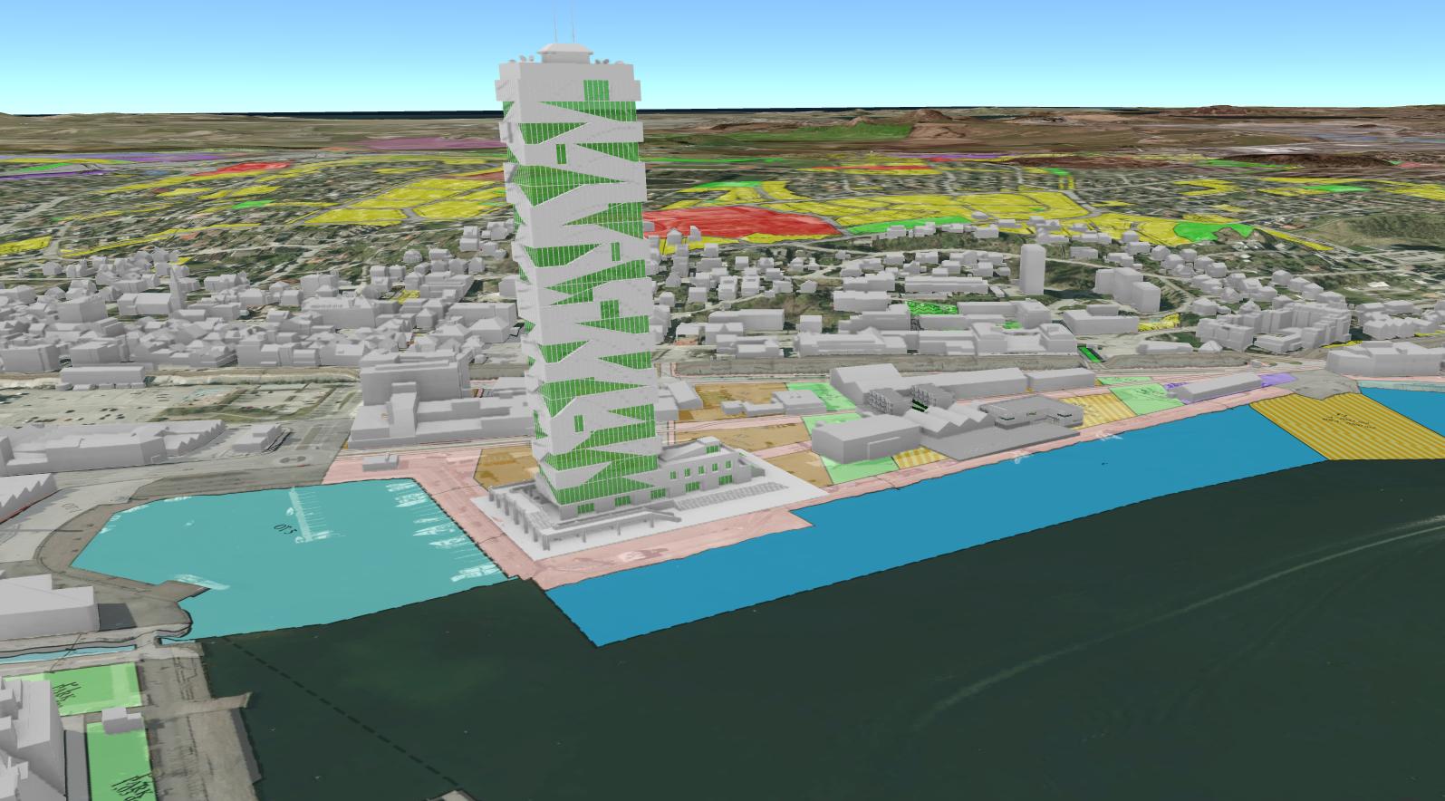 bygg i Sandnes