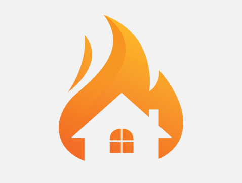 Brannforebyggende-ildhus