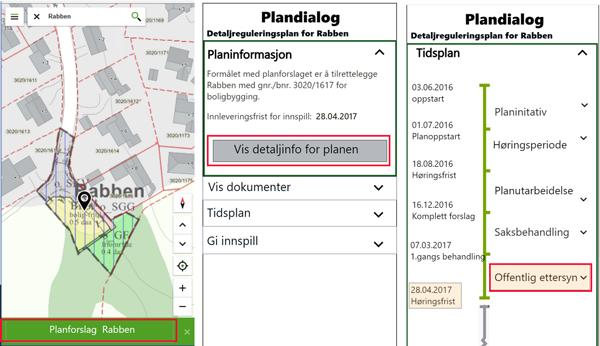 Plandialog