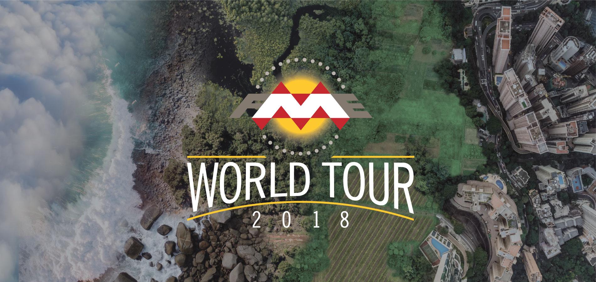 FME World Tour 2018 Oslo