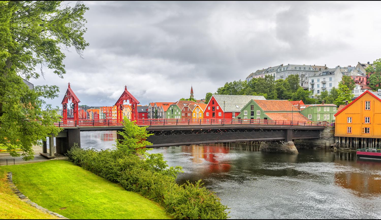 Trondheim-Bybro