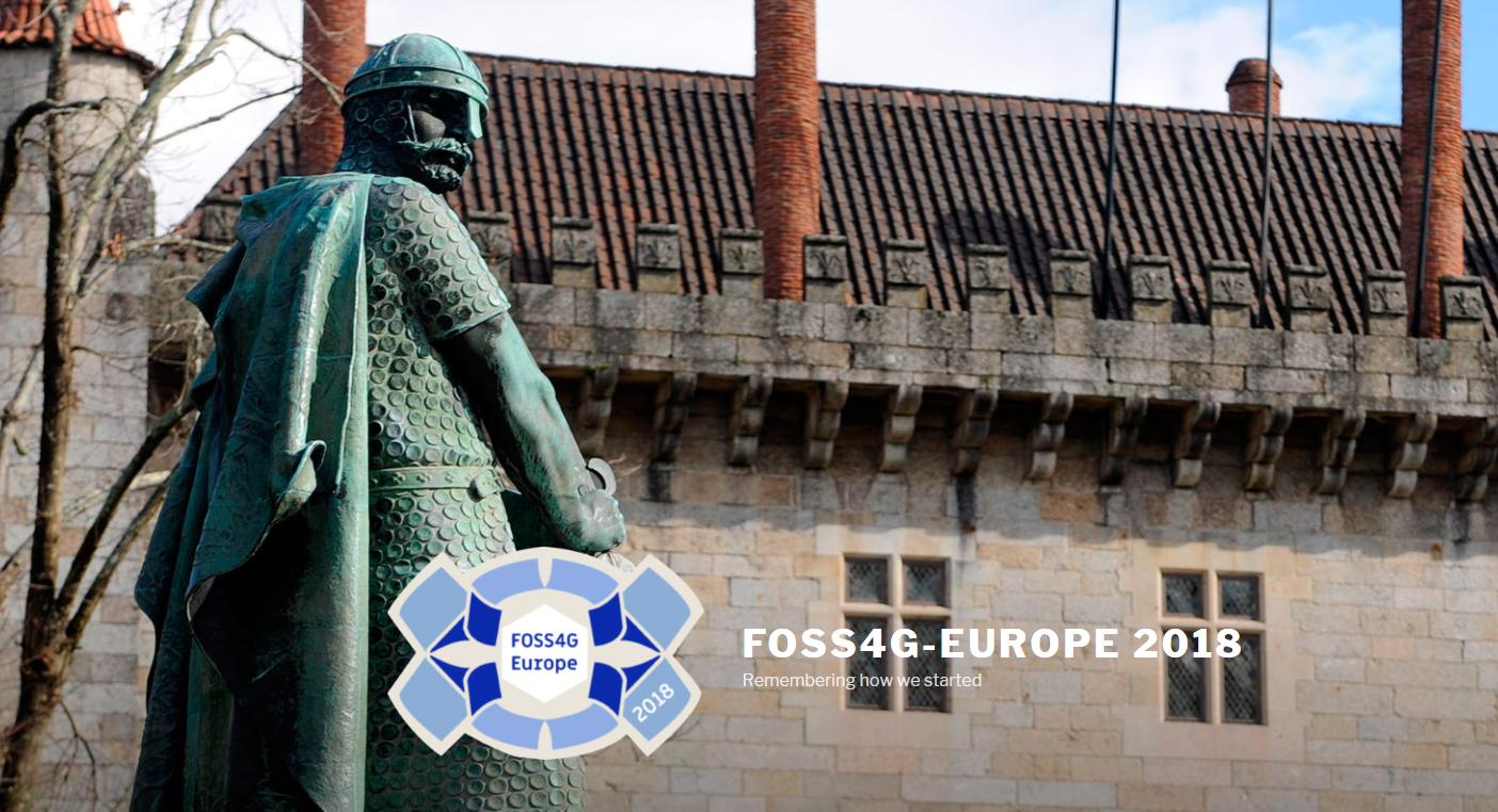 Foss4G Europe 2018
