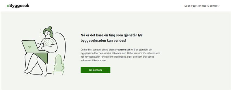 eByggesøk MA UA